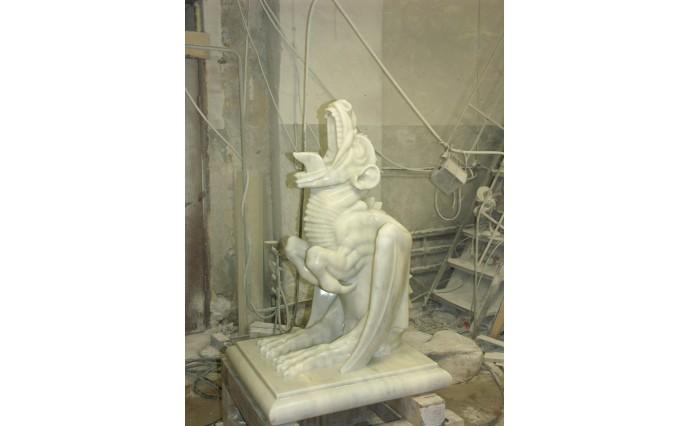 Скульптуры и Архитектурные изделия - Левадийская Химера