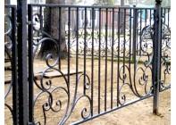 Кованый забор (Арт.: z010)