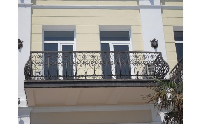 Кованый балкон - Кованый балкон №63