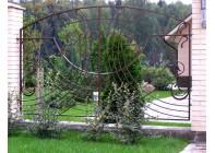 Кованый забор (Арт.: z006)