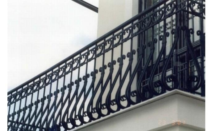 Кованый балкон - Кованый балкон №11