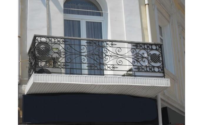 Кованый балкон - Кованый балкон №64