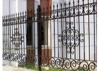 Кованый забор (Арт.: z011)