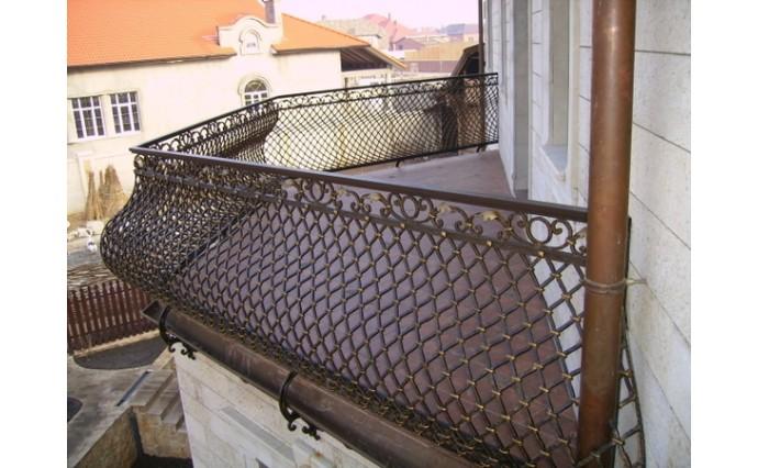 Кованый балкон - Кованый балкон №33