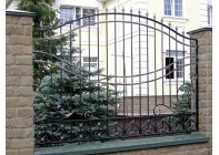 Кованый забор (Арт.: z004)