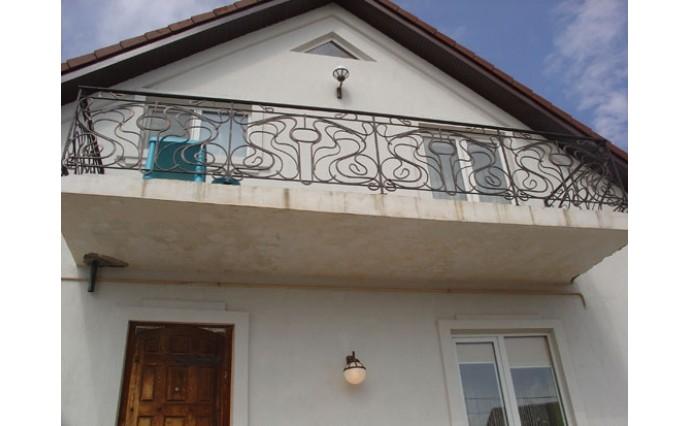 Кованый балкон - Кованый балкон №36
