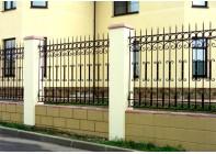 Кованый забор (Арт.: z003)