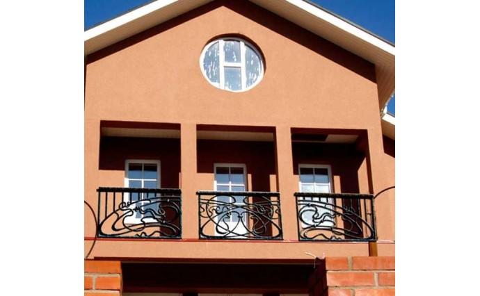Кованый балкон - Кованый балкон №50
