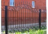 Кованый забор (Арт.: z009)