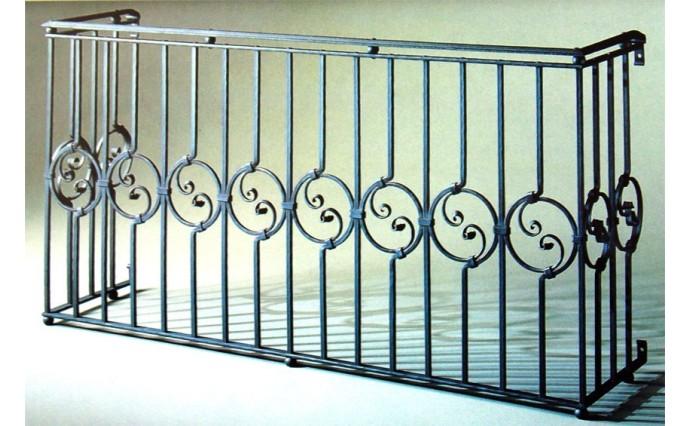 Кованый балкон - Кованый балкон №62