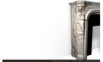 """Камины - Мраморный камин в стиле Регентства """"Большой Дофин"""""""
