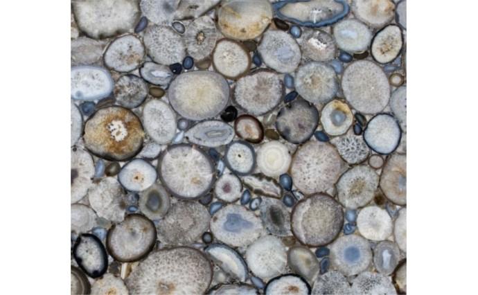 Эксклюзивные камни - Crystal Agate