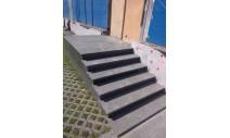Лестницы  из гранита - Облицовка гранитом месторождение Каменногорское