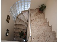Гранитная лестница Ivory Broun