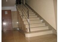 Гранитная лестница Мансуровская