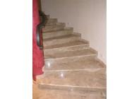 Мраморная лестница Сofecon Leche