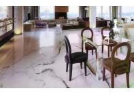 Дизайнерский мраморный пол в Санкт-Петербурге