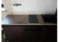 Кухонная столешница из мрамора Emperador light Spain